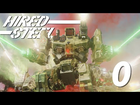 Hired Steel: A Mech Machinima – Pilot Episode