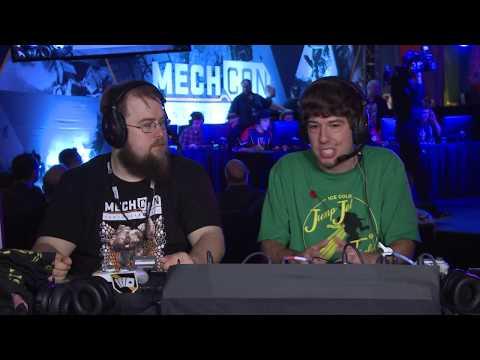MechWarrior Online World Championships Round 5 Game 1