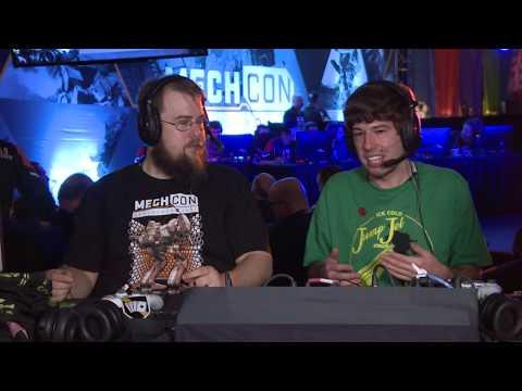 MechWarrior Online World Championships Round 4 Game 3