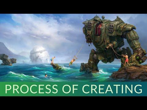 Boys - Process of Creating