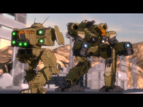 MechWarrior Online - Animated Fan Trailer