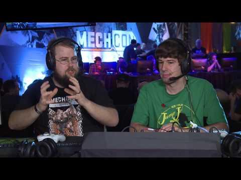 MechWarrior Online World Championships Round 3 Game 2