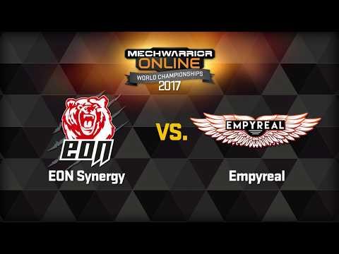 MechWarrior Online World Championships Round 2 Game 1