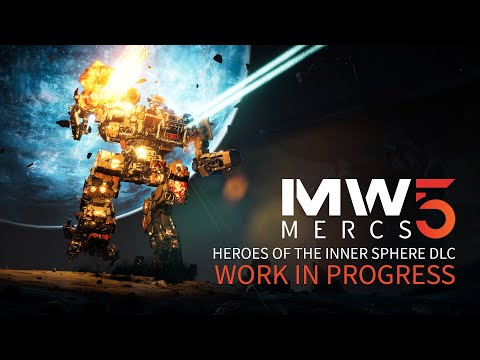 MechWarrior 5 Mercenaries Heroes of the Inner Sphere DLC Discord QNA