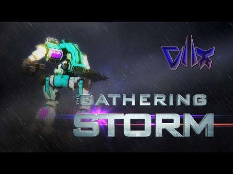 The Gathering Storm - A 'Battletech Animated' remake