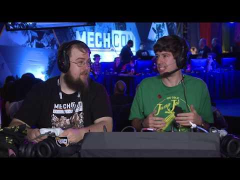 MechWarrior Online World Championships Round 5 Game 4