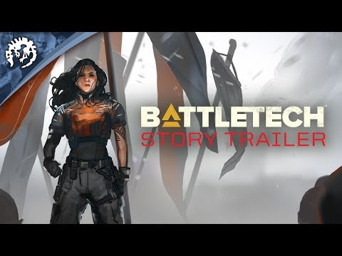 BATTLETECH | Story trailer | Release April 24th