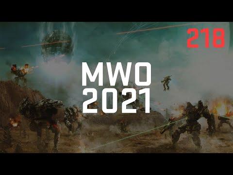 Podcast 218 - Daeron Katz & Matt Newman MWO 2021