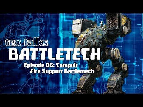 Battletech/Mechwarrior Lore : The Catapult