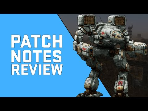 Mechwarrior Online May 2021 Patch Review