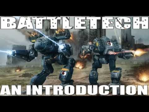 Battletech - An Introduction Ep. 1 [Tabletop Thursday]