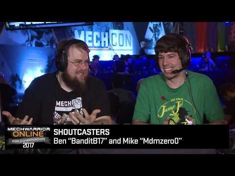 MechWarrior Online World Championships Round 3 Game 4