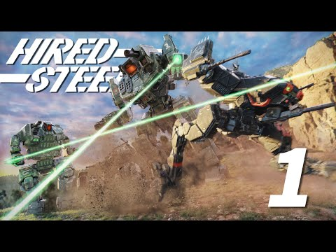 Hired Steel: A Mech Machinima – Episode One