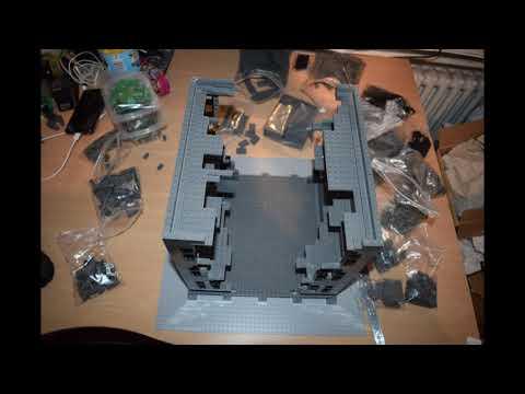 Battletech - Lego - Birth of a Battle Mech - Episode XY (Part 2) - Mechwarrior 3 Scene