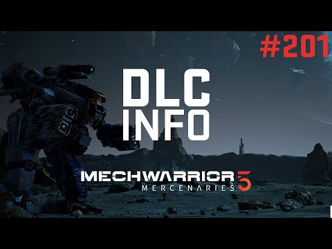 Mechwarrior 5 Mercenaries - DLC Info & Walk-through Podcast