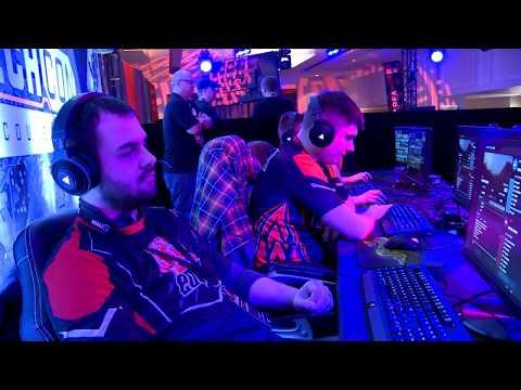 MechWarrior Online World Championships Round 1 Game 3