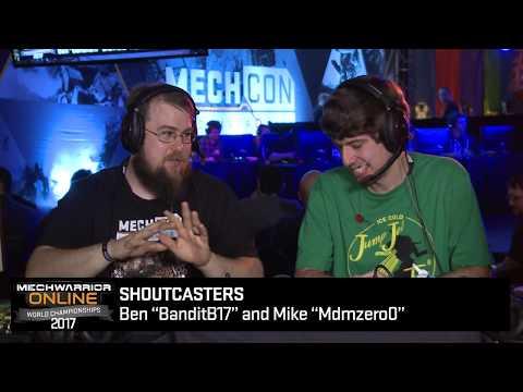 MechWarrior Online World Championships Round 3 Game 3