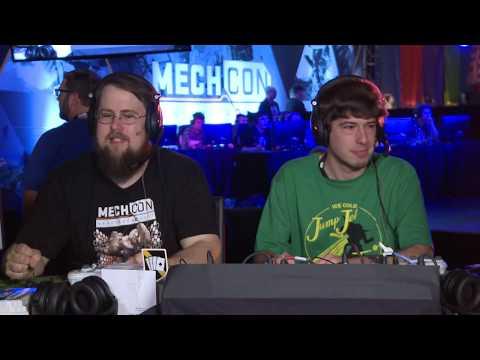 MechWarrior Online World Championships Round 2 Game 2
