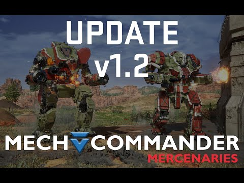 Mechcommander Mercenaries - Update v1.2