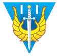 Insignia for unit.