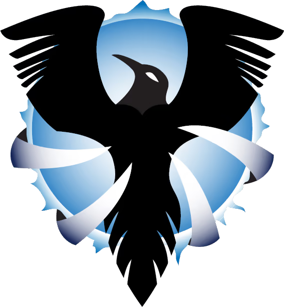 Raven logo png - photo#2