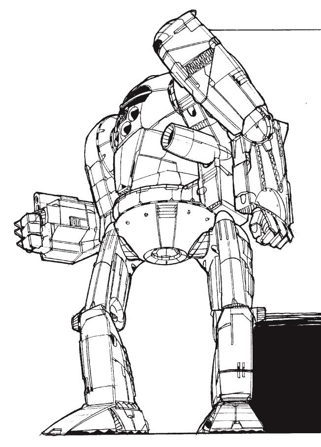 Battletech Spartan