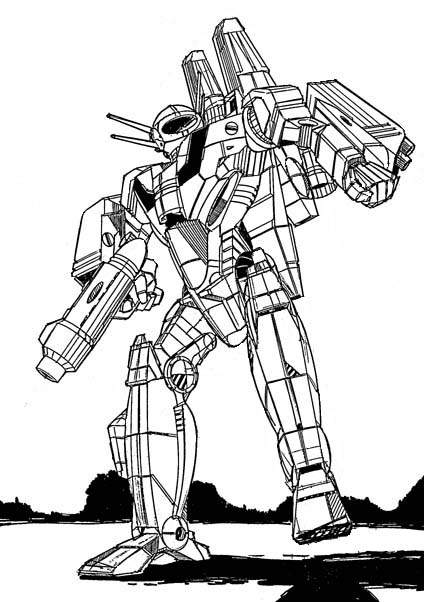 mechs so ugly that they become beautiful battletech reddit