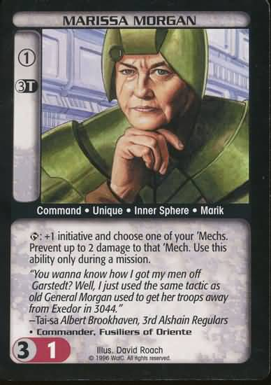 Marissa Morgan CCG CommandersEdition.jpg