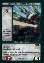 Vulture Prime (Mad Dog) CCG Unlimited.jpg