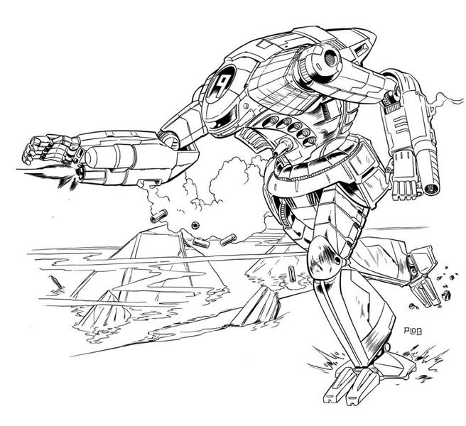 The Battletech Dynasty Chapt 5