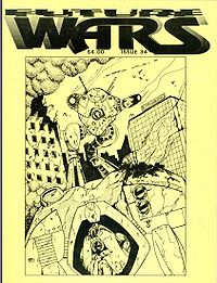 Future Wars Issue 34 Cover
