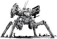 revenant machine gun